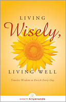 Living Wisely Living Well - book cover