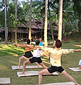 Ayurvedic Healing and Yoga Retreat in Kerala, India