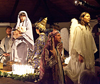 Christmas at the Expanding Light Retreat