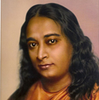 Paramhansa Yogananda photo from Autobiography of a Yogi