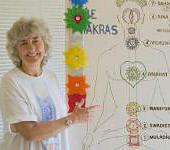 Savitri, teacher at the Expanding Light Retreat