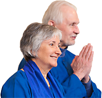 Jyotish and Devi Novak - Spiritual Directors of Ananda Worldwide