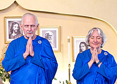 Jyotish & Devi at Inner Renenwal Week 2016