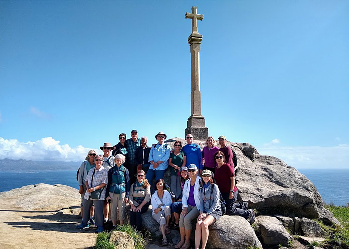 The Camino Pilgrimage with The Expanding Light Retreat