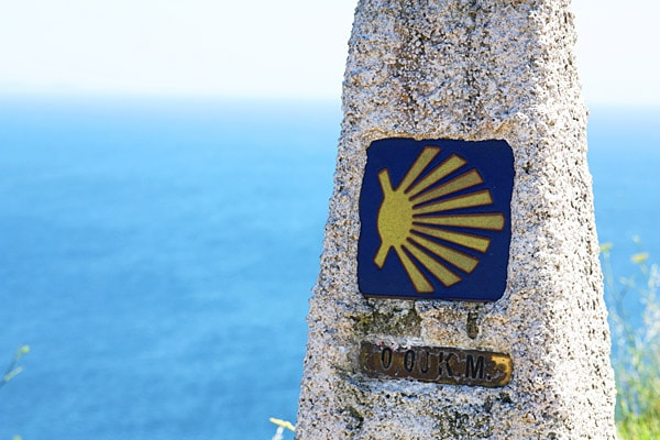 End of the World at Finistre-Spain