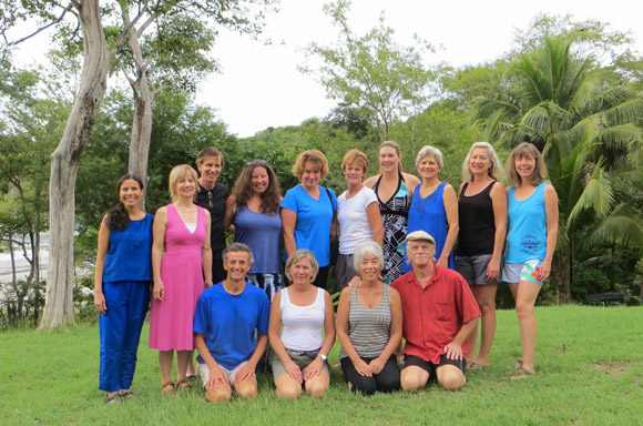Ananda Travels Yoga Retreat to Costa Rica with Maitri