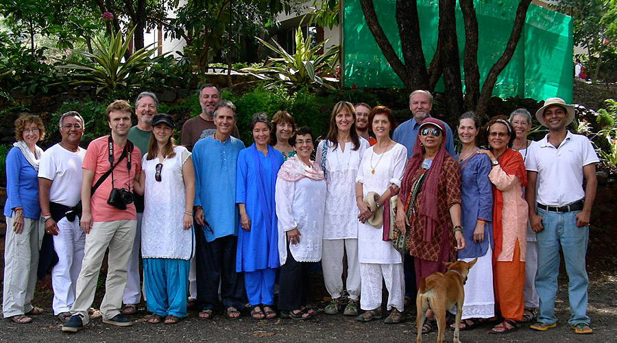 The India Pilgrimage with The Expanding Light Retreat