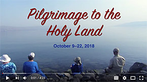 Israel Pilgrimage Video