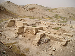 Ancient Ruins of Jericho