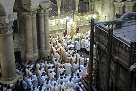 Church of the Holy Sepulchre (Jerusalem)