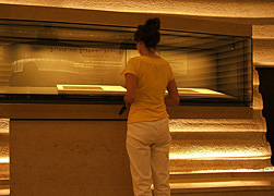Dead Sea Scrolls at Israel Museum (Jerusalem)