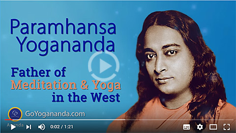 Paramhansa Yogananda Video