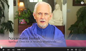 Nyaswami Jyotish Novak - Guided meditation for Energy and Success