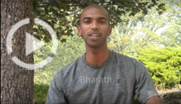 Bharath Meditation Teacher Training Testimonial