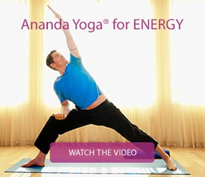 Ananda Yoga for Energy