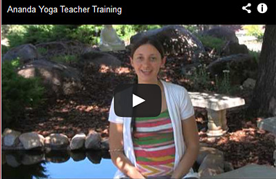 Yoga Teacher Training program video at The Expanding Light Retreat