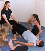 Yoga Therapy Training with Nicole